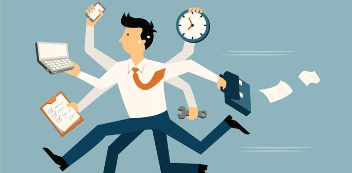 5 modos de reduzir a tensão no trabalho