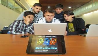 Reino aritmético: haciendo de la matemática un juego para niños