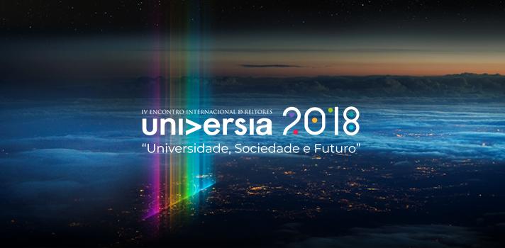 IV Encontro Internacional de Reitores Universia