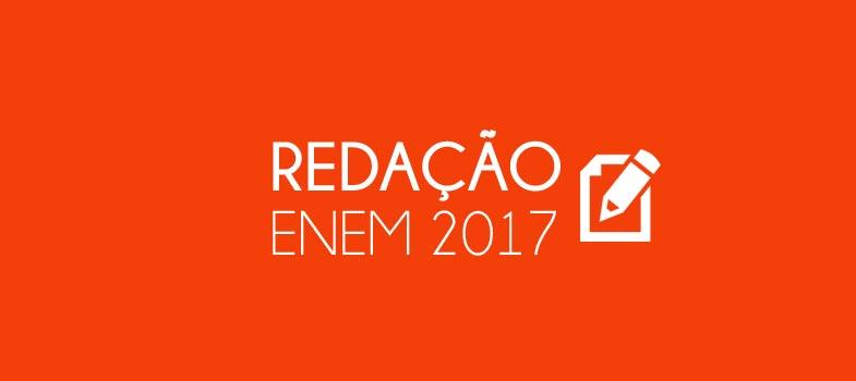 RESUMÃO REDAÇÃO ENEM 2017: NÃO pode escrever na introdução