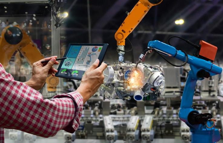 ¿Quieres dedicarte a la robótica industrial? Te contamos lo que debes saber
