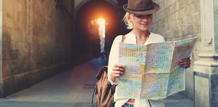 Encuentra tu destino ideal para estudiar en el extranjero.
