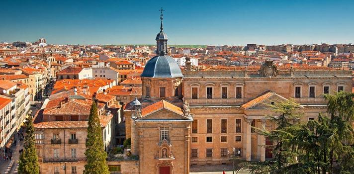 Bolsas Top España têm 100 oportunidades para curso de idioma e cultura espanhola na Universidade de Salamanca