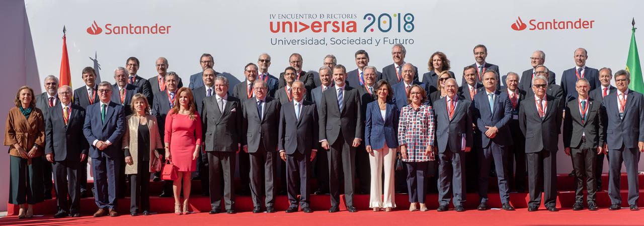 """Ana Botín: """"Debemos fomentar una educación superior abierta, que promueva valores universales, la tolerancia y la inclusión social"""""""