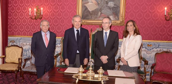 Santander cria Centro de Empreendedorismo na Universidade de Coimbra