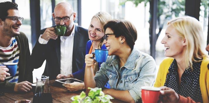 5 passos para se dar bem em qualquer evento de networking