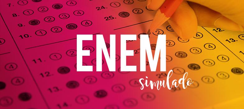 Neste sábado (25), às 08h (horário de Brasília), começará o <strong><a href=https://noticias.universia.com.br/educacao/noticia/2016/04/11/1138190/mec-fara-simulados-on-line-gratuitos-enem-2016.html title=MEC fará simulados on-line e gratuitos para o Enem 2016 target=_blank>segundo simulado oficial do Exame Nacional do Ensino Médio (Enem) 2016</a></strong>, por meio da plataforma de estudos do Ministério da Educação (MEC) <strong>Hora do Enem</strong>.<br/><br/><br/><p><span style=color: #333333;><strong>Você pode ler também:</strong></span><br/><a href=https://noticias.universia.com.br/educacao/noticia/2016/06/16/1140922/eca-usp-alunos-aprovados-meio-nota-enem.html title=ECA-USP terá alunos aprovados por meio da nota do Enem>» <strong>ECA-USP terá alunos aprovados por meio da nota do Enem</strong></a><br/><a href=https://noticias.universia.com.br/educacao/noticia/2016/06/14/1140842/redacao-enem-veja-todos-temas-desde-1998.html title=Redação do Enem: veja todos os temas desde 1998>» <strong>Redação do Enem: veja todos os temas desde 1998</strong></a><br/><a href=https://noticias.universia.com.br/tag/notícias-enem-2016/ title=Todas as notícias sobre o Enem 2016>» <strong>Todas as notícias sobre o Enem 2016<br/><br/><br/></strong></a></p><p>Ao contrário do primeiro simulado, a prova ficará disponível por mais tempo, com período de encerramento programado para as 20h do dia 3 de julho. Somente alunos concluintes do 3º ano do ensino médio poderão participar. Para participar, basta fazer um cadastro na <strong><a href=https://noticias.universia.com.br/educacao/noticia/2016/06/01/1140361/mec-inep-lancam-aplicativo-enem-2016.html title=MEC e Inep lançam aplicativo do Enem 2016>plataforma Hora do Enem</a></strong>até o dia da prova.<br/><br/></p><p>O<strong> simulado oficial do Enem 2016</strong> é realizado pelo Ministério da Educação, em parceria com o Serviço Social da Indústria (Sesi) e o Instituto Nacional de Estudos e Pesquisas Educacionais (Inep).<br/><br/></p><p>A pr