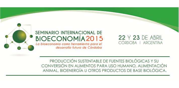 UBP dicta el Seminario Internacional de Bioeconomía