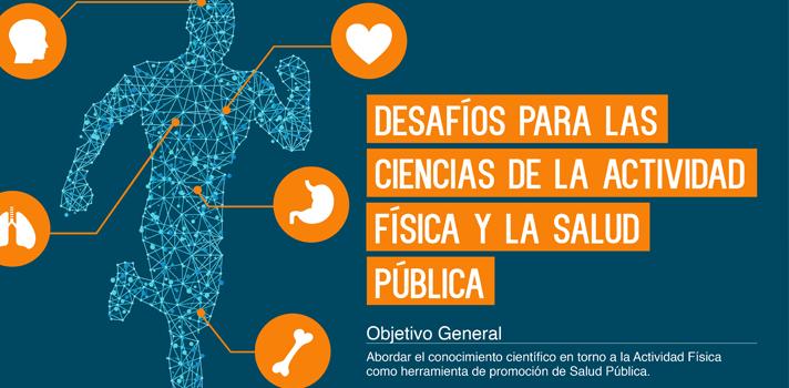 Expertos internacionales presentarán propuestas para incentivar la actividad física en Chile