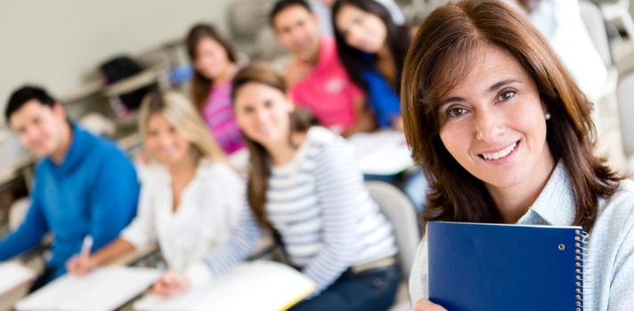 Um bom professor deve ser visto como mentor ou guia