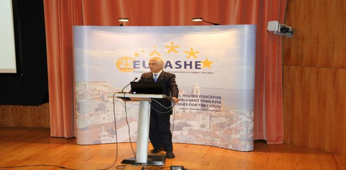 Foto: 25.ª Conferência da EURASHE