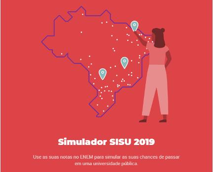 Simulador Sisu 2019 - Me Salva!