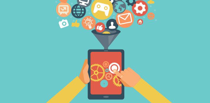 ¿Qué relación hay entre las calificaciones y los teléfonos móviles?
