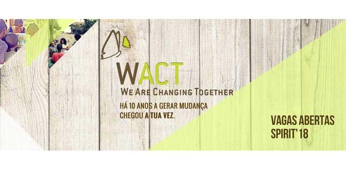 WACT aposta em mais uma edição do SPIRIT