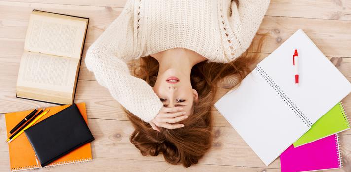 4 dicas para evitar o stresse durante os exames finais