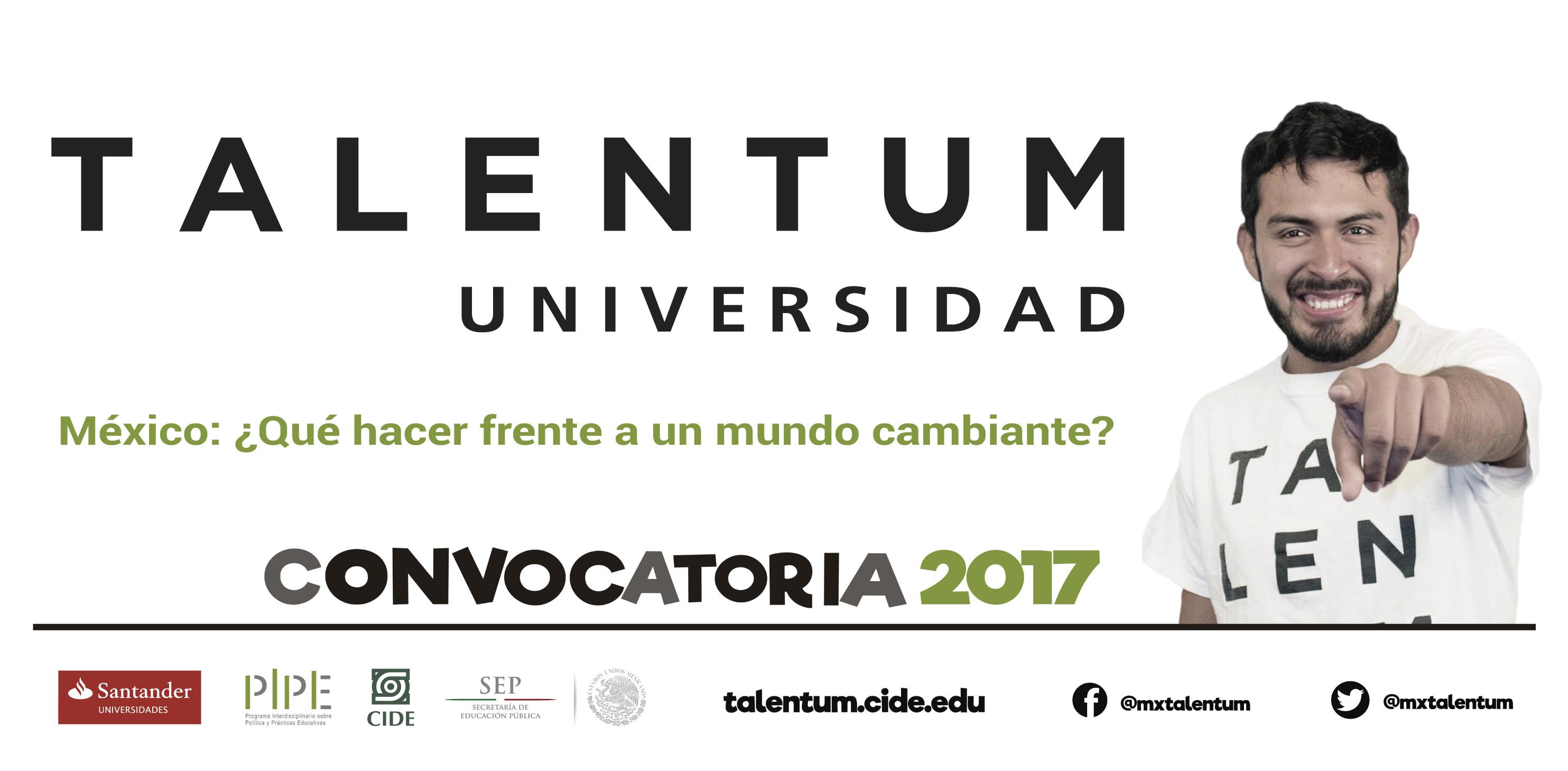 Participa en una nueva edición del Programa Talentum-Universidad 2017