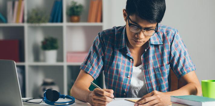 Aprenda a raciocinar o que está estudando