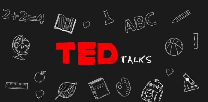 7 charlas TED sobre educación