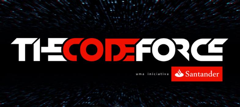 <p><em>Notícia atualizada às 10h de 24/11/2016</em></p><p>Visando fomentar a tecnologia e a inovação, o <strong>Banco Santander</strong> desenvolveu uma <strong>iniciativa inédita que tem como objetivo engajar os mais talentosos desenvolvedores, mentes criativas e inovadores</strong> para moldarem o futuro do mercado financeiro.</p><p>Em sua primeira edição, <strong>o The Code Force</strong>, que será uma <strong>maratona de desenvolvimento</strong>, terá como objetivo a criação de novas soluções para pagamentos e criptomoedas com o Banco. No total, serão três etapas que vão desde a concepção da ideia até o desenvolvimento do projeto e a apresentação final aos Executivos do Santander: Warm-Up, TheCode Force e Demo Day.</p><p>O Warm-Up será um evento preparatório que terá palestras com representantes da Blockchain Labs Santander, IBM, GetNet e MasterCard sobre as ferramentas (API's) a serem oferecidas durante o The Code Force. Essa etapa acontecerá no dia 29 de novembro, das 19h às 23h, no espaço Ahoy! Berlin São Paulo. Os inscritos receberão convite para participar.</p><p>O The Code Force será uma maratona para o desenvolvimento das soluções tecnológicas para pagamentos e criptomoedas. <strong>Ela acontecerá nos dias 10 e 11 de dezembro, na Academia Santander, e terá início às 8h de Sábado, encerrando-se apenas às 21h do Domingo.</strong></p><p><strong>As inscrições são gratuitas e devem ser feitas até o dia 4 de dezembro</strong>através do site <a href=https://www.thecodeforce.com.br title=https://www.thecodeforce.com.br target=_blank>https://www.thecodeforce.com.br</a>. Podem participar desenvolvedores / programadores; designers; especialistas em finanças e especialistas em negócios.</p><p>No final da maratona, serão selecionadas 04 equipes para a próxima etapa, sendo três delas formadas pelo público externo e uma por funcionários. As quatro equipes ganharão, cada uma, um pacote de aceleração de curta duração, que engloba: <strong>1 mês de utilização do espaço de 