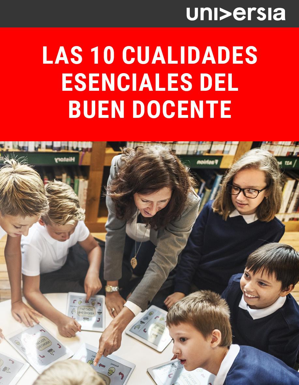 Ebook_ Las 10 cualidades esenciales del buen docente