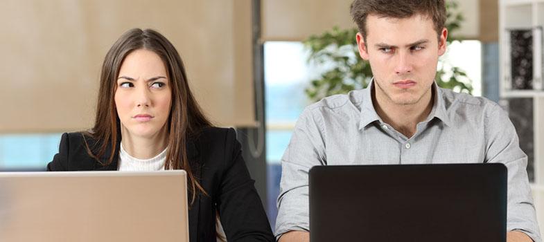 Como trabalhar com alguém que você não gosta