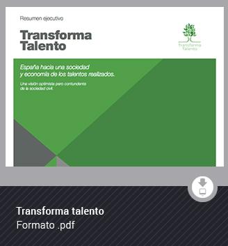 Transforma talento