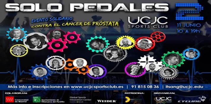 Sólo Pedales 2016 – Evento solidario contra el cáncer de próstata