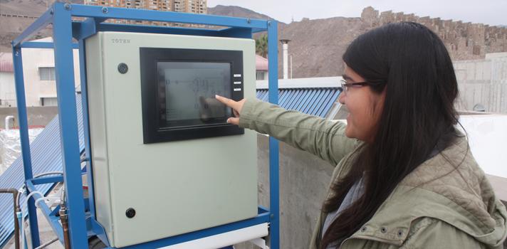 Crean innovador sistema de desalación termo solar para comunidades rurales del desierto de Atacama