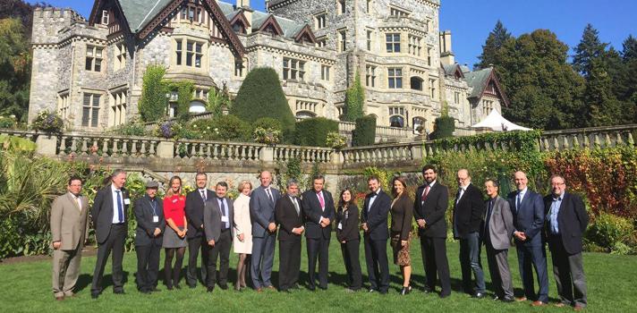 Ues. de Canadá muestran interés por colaborar con instituciones de educación superior chilenas