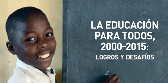 Unesco informa que Cuba es el único país de América Latina que logró cumplir con los 6 objetivos de la EPT