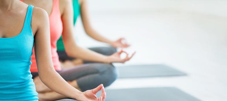 Universidade de Lisboa com aulas de Yoga