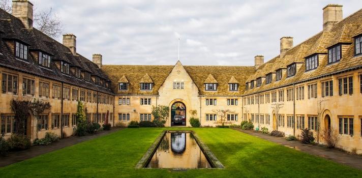 A Universidade de Oxford é a mais antiga de língua inglesa