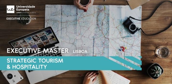 Universidade Europeia aposta em Executive Master in Strategic Tourism & Hospitality