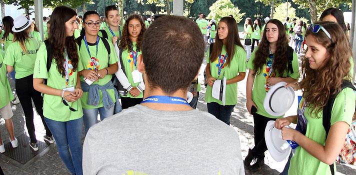 Universidade do Minho recebe estudantes do ensino secundário para evento sobre carreira