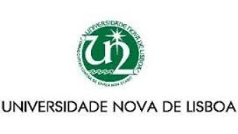 Fonte: Universidade Nova de Lisboa