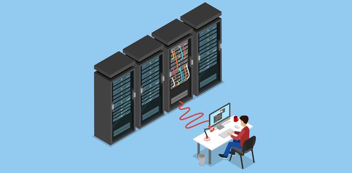 Control el estado del hardware y servidores.