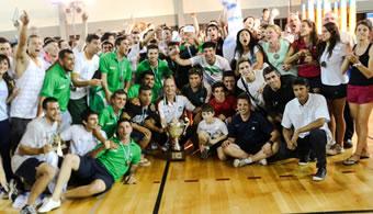 La UNLaM logró el primer puesto en los Juegos Universitarios Argentinos