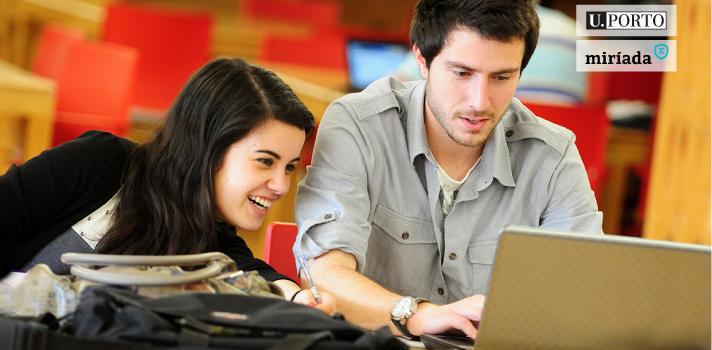 UPorto disponibiliza primeiro MOOC na MiríadaX