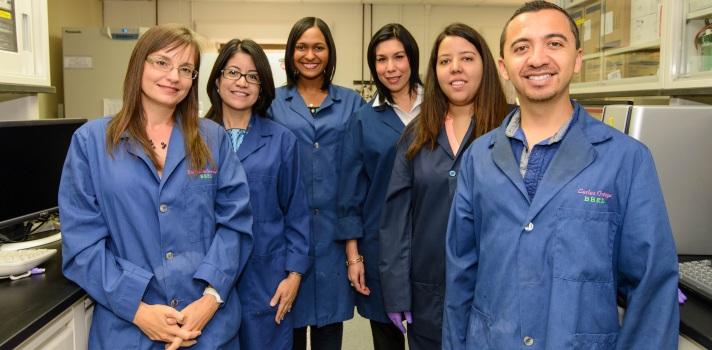 Catedrática del RUM en la elite de bioingeniería