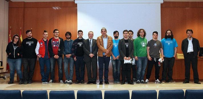 Dos equipos de la UVa logran tres premios por el desarrollo de sus aplicaciones informáticas en la 3ª edición del HackForGood