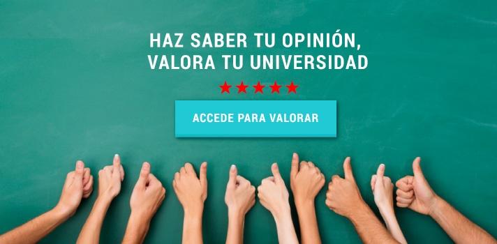 Universia da voz a los universitarios para opinar sobre su universidad y su carrera