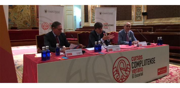 Esta nueva edición ha sido presentada hoy en el Paraninfo de la UCM por el rector Carlos Andradas