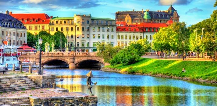 Universidade na Suécia tem competição online com viagem como prêmio