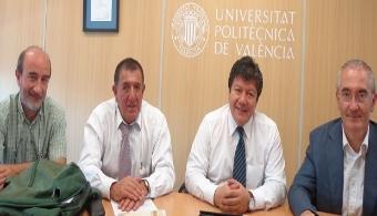 La EPN visitó universidades españolas