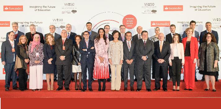 WISE y Santander debaten sobre el futuro de la educación