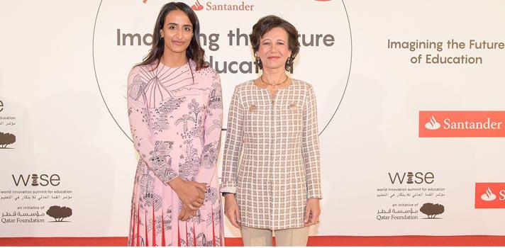 Futuro da educação é tema de fórum da WISE em parceria com o Santander