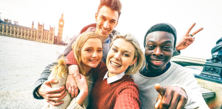 Estudiar idiomas te permite viajar con mayor libertad, e incorporarte a mejores posiciones laborales