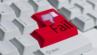 ¿Cuáles son los errores más comunes que cometen las empresas en las redes sociales?