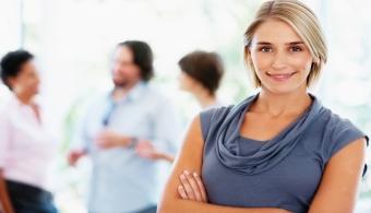 Solo tres de cada diez puestos directivos son ocupados por mujeres