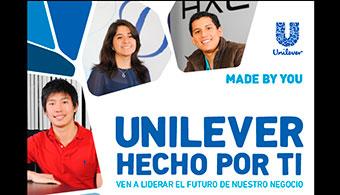 Prácticas Pre Profesionales: sé parte del equipo Unilever